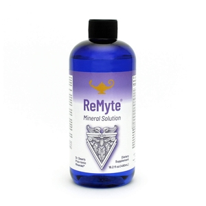 ReMyte - Solución mineral | Solución multimineral pico-iónica de la dra. Dean - 480 ml