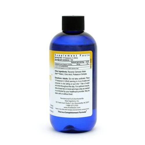 Pico Potassium - Solución de potasio | Pico-ion potasio líquido de la dra. Dean - 240 ml
