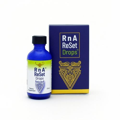 RnA ReSet Drops - Extracto de cebada