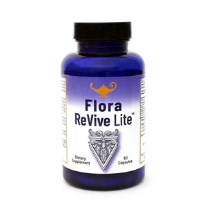 Flora ReVive Lite - Probióticos de turba - Cápsulas