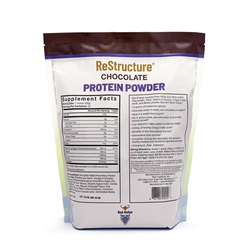 ReStructure - Proteína en polvo - Chocolate