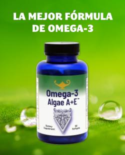 La mejor fórmula de Omega-3