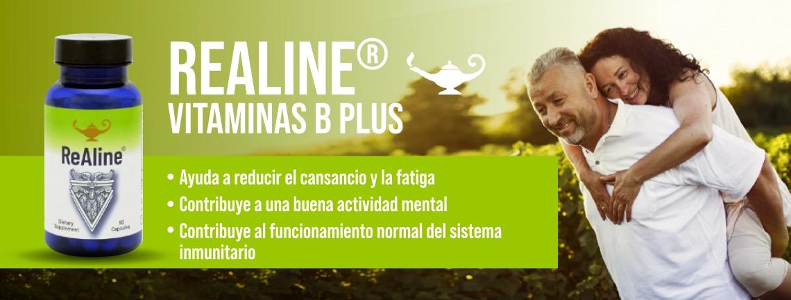 ReAline - Vitaminas B Plus